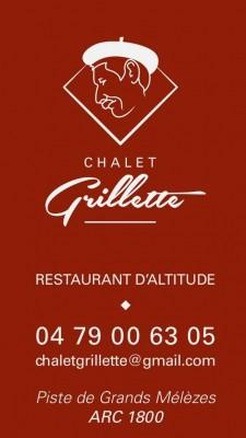 Chalet Grillette, restaurant d'altitude